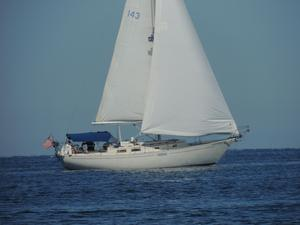 Used Hinterhoeller Niagara 35 Cruiser Sailboat For Sale