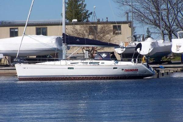 Used Jeanneau Sun Odyssey 45 Cruiser Sailboat For Sale