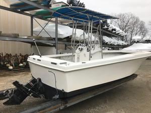 Used Nauset V21 Islander Center Console Fishing Boat For Sale