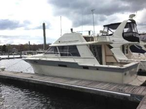 Used Silverton 34 Convertible Fishing Boat For Sale
