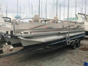 Used Manitou 24 Legacy Pontoon Boat For Sale