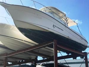 Used Seaswirl Striper 2901 Walkaround I/O Center Console Fishing Boat For Sale