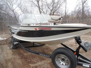 Used Smoker Craft 192 Millentia Freshwater Fishing Boat For Sale