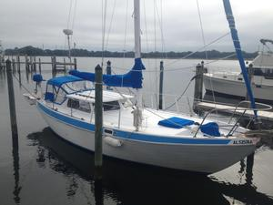 Used Capital Gulf Pilothouse Motorsailer Sailboat For Sale
