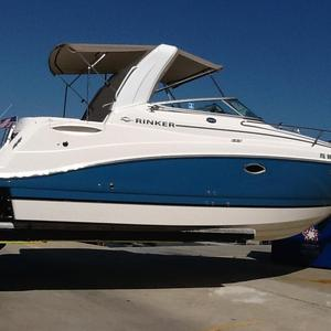 Used Rinker 260 Cruiser Boat For Sale
