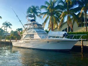 Used Bertram Sport Fish Sports Fishing Boat For Sale