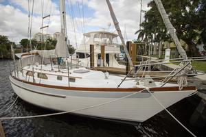 Used Slocum Formosa Sailboat Schooner Sailboat For Sale