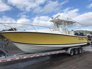 Used Seavee 31B Center Console Fishing Boat For Sale