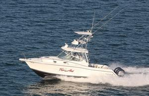 Used Stamas 390 Aegean Sports Fishing Boat For Sale