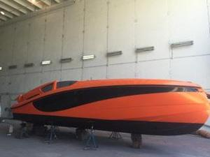 Used Wider Cuddy Cabin Boat For Sale
