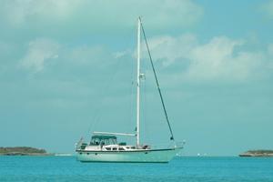 Used Gulfstar Sailmaster  50 Cruiser Sailboat For Sale