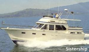 Used Overseas PT 46 Sundeck Motor Yacht For Sale