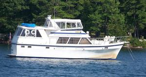 Used Chb Seamaster 48 Motor Yacht For Sale