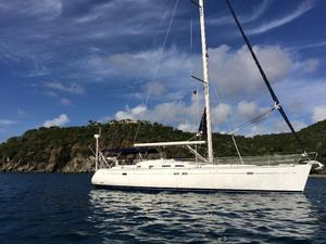 Used Beneteau 473 Cruiser Sailboat For Sale