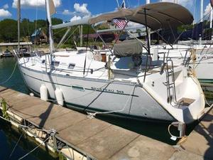 Used Beneteau America 343 Cruiser Sailboat For Sale