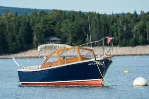 Used Dyer 29 Soft Top Cruiser Boat For Sale