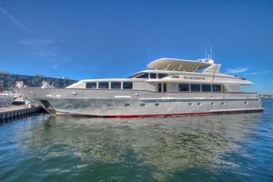 Used Trinity Semi Raised Pilothouse Motor Yacht For Sale