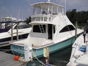 Used Ocean Yacht Super Sport Flybridge Convertible Fishing Boat For Sale