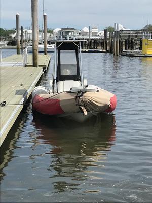Used Zodiac 650 Tender Boat For Sale