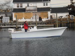 New Custom Carolina 21' Center Console Center Console Fishing Boat For Sale