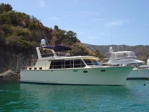 Used Mikelson 41 Trawler Boat For Sale