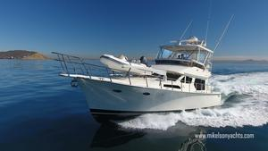 Used Mikelson ZEUS Sportfisher Convertible Fishing Boat For Sale