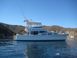 Used Mikelson Luxury Sportfisher Convertible Fishing Boat For Sale