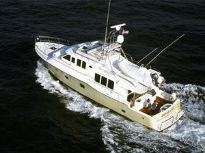 New Mikelson Nomad Long Range Cruising Sportfish Trawler Boat For Sale