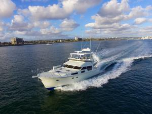 New Mikelson 50 Generation II Sportfisher Convertible Fishing Boat For Sale