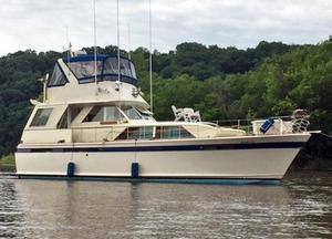 Used Chris-Craft 47 Commander Motor Yacht For Sale