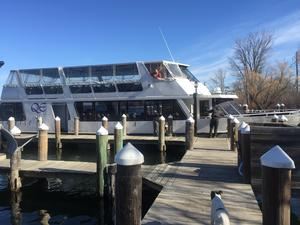 Used Skipperliner Dinner/charter Layout Commercial Boat For Sale