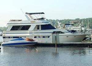 Used Jefferson Marquessa 52 Extended Deckhouse Motor Yacht For Sale