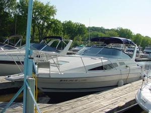Used Bayliner 2855 Ciera Sun Bridge Express Cruiser Boat For Sale