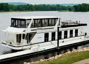 Used Skipperliner 720 SL House Boat For Sale