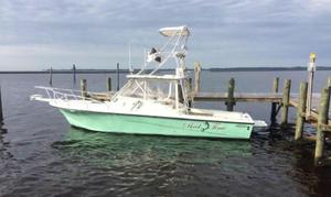 Used Custom Carolina Beaver Express Cruiser Boat For Sale