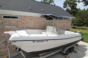 Used Sea Cat 225 Center Console Power Catamaran Boat For Sale