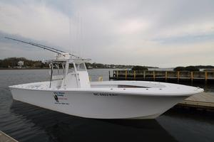 Used Onlsow Bay 33D Diesel Center Console Fishing Boat For Sale