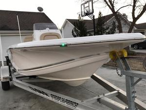 Used Tidewater 170cc Commercial Boat For Sale