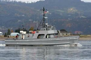 Used Navy Training Research Vessel - Expedition Passenger Conversion Candidate Commercial Boat For Sale