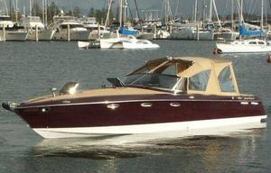 Used Cabriolet Royale Luxury Sports Cruiser - Hamilton Jet Drives High Performance Boat For Sale