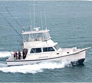 Used Nauset Flybridge Wayne Beal Lobster Boat Offshore Tuna Lobster Downeast Fishing Boat For Sale