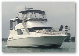 Used Silverton 392 Motor Yacht Motor Yacht For Sale