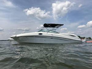 Used Sea Ray 300 Sundeck High Performance Boat For Sale
