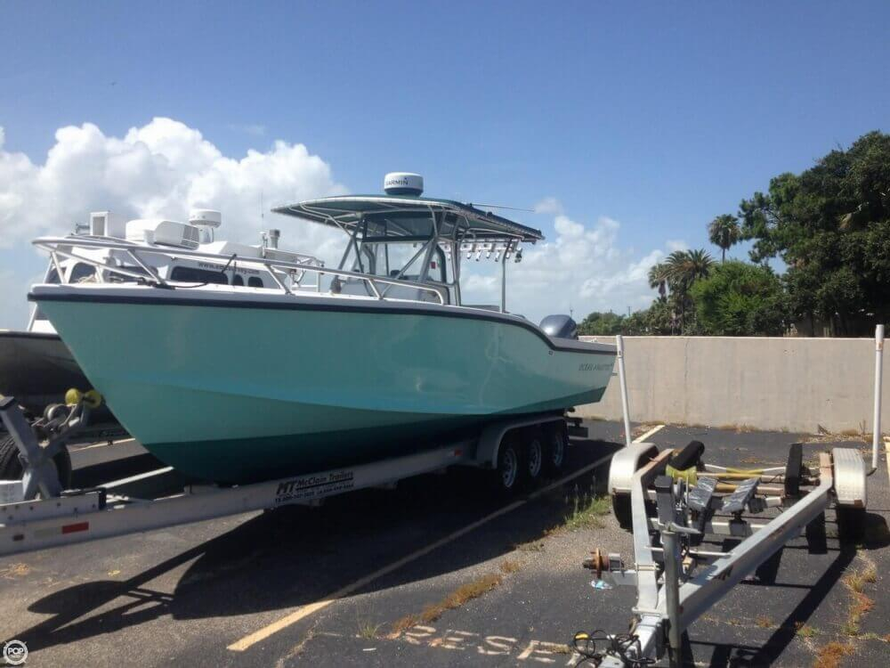 2001 used ocean master 31 cc center console fishing boat for Fishing boats for sale in texas