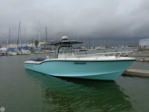 Used Ocean Master 31 CC Center Console Fishing Boat For Sale