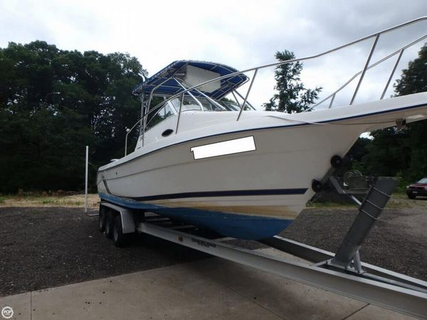 Used Cobia 260 WA Walkaround Fishing Boat For Sale
