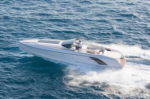 New Frauscher 1414 Demon Express Cruiser Boat For Sale