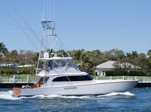 Used Merritt Custom Sportfish Sports Fishing Boat For Sale