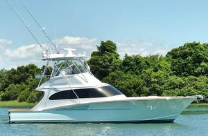 Used Winter Custom Yachts Sportfish Convertible Fishing Boat For Sale