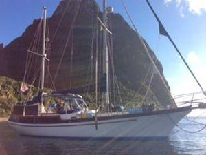 Used Vagabond 42 Ketch Sailboat For Sale